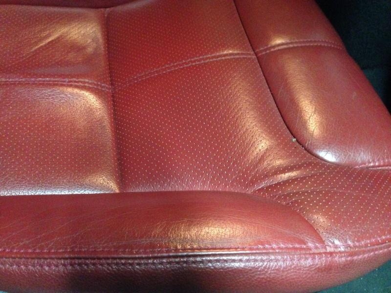 Interni in pelle Alfa Romeo GT - ridare effetto opaco Image17