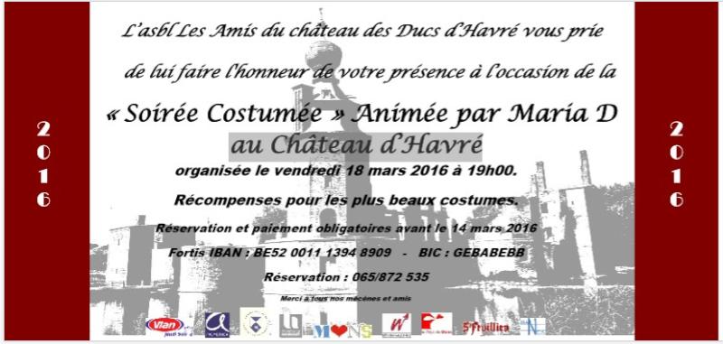 activité au château d'Havré Havry10