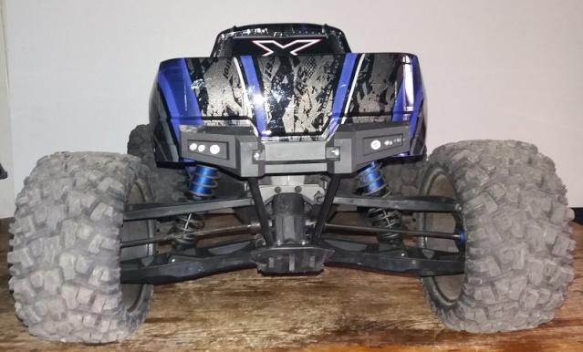 X-MAXX Viceral Tek    (VENDU) 20160101