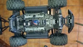 X-MAXX Viceral Tek    (VENDU) 20160236