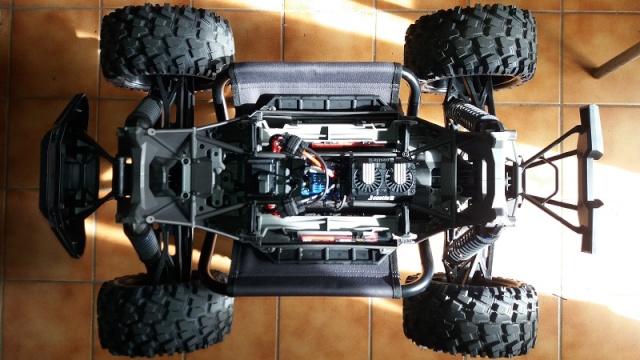 X-MAXX Viceral Tek    (VENDU) 20160247