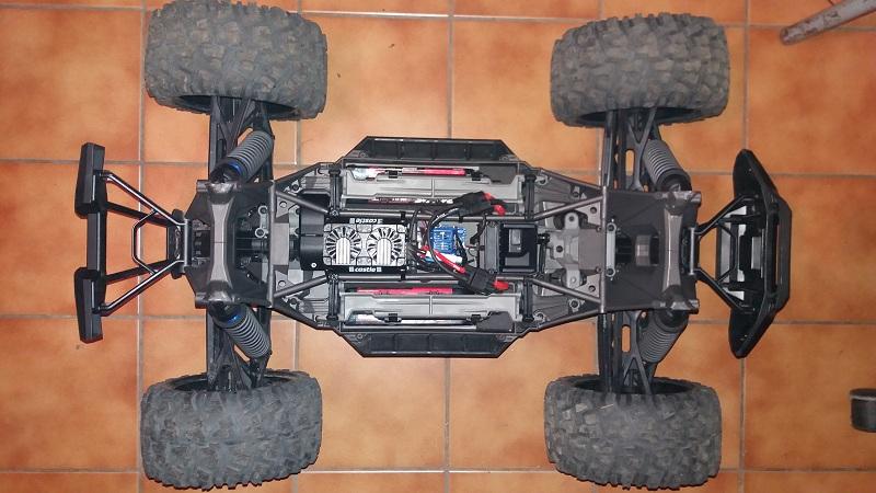 X-MAXX Viceral Tek    (VENDU) 20160254