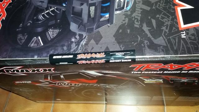 X-MAXX Viceral Tek    (VENDU) 56711