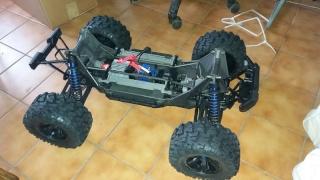 X-MAXX Viceral Tek    (VENDU) 57011