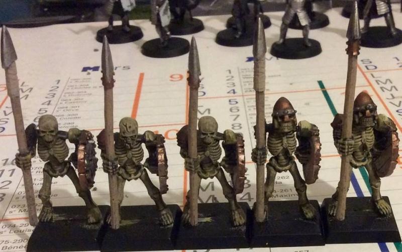 Voici mes lanciers squelettes 111
