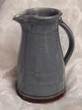 Lovely large green/blue glazed jug with great glaze. Dscn1414