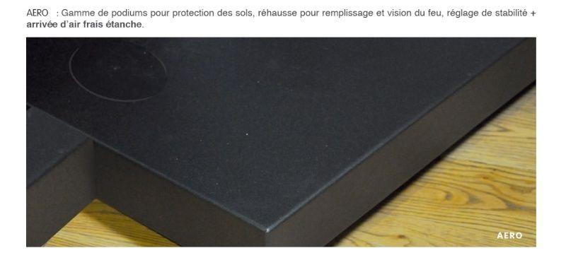 Accessoires de personnalisation de votre installation Cheminée ou Poêle. Deco_e19