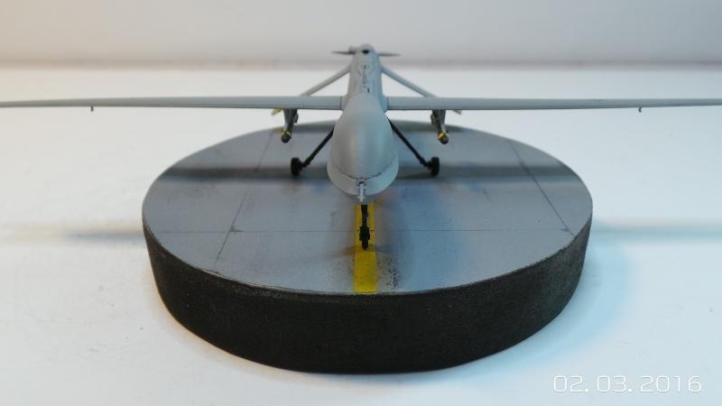 Drone Predator MQ1a Italeri 1/72 1289 Drone_11