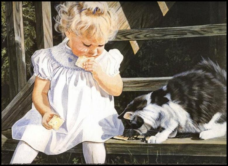 a voir   chats en  peinture 31t05b10