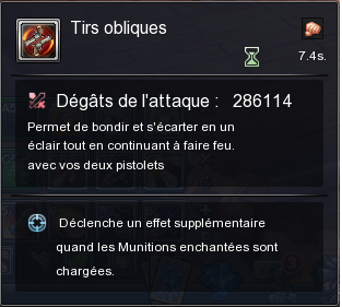 Pistomancienne, dps Tire_o10