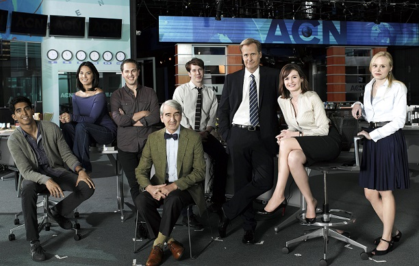 "Precisamos de mais séries como ""The Newsroom"" The-ne12"