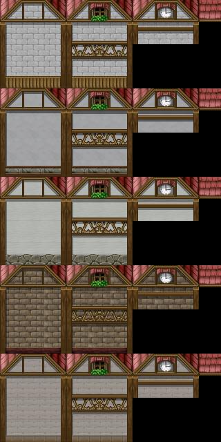 Tileset (toits et murs) retouché Tilee213
