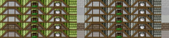 Tileset (toits et murs) retouché Tilee217