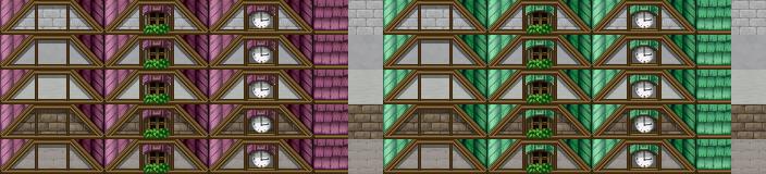 Tileset (toits et murs) retouché Tilee218