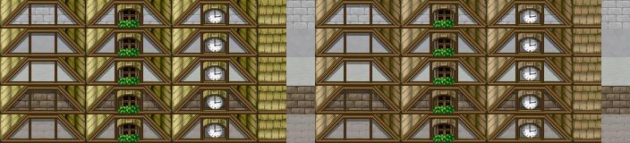 Tileset (toits et murs) retouché Tilee219
