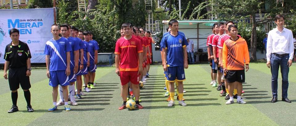 Diễn đàn đội bóng đá MERAPGROUP