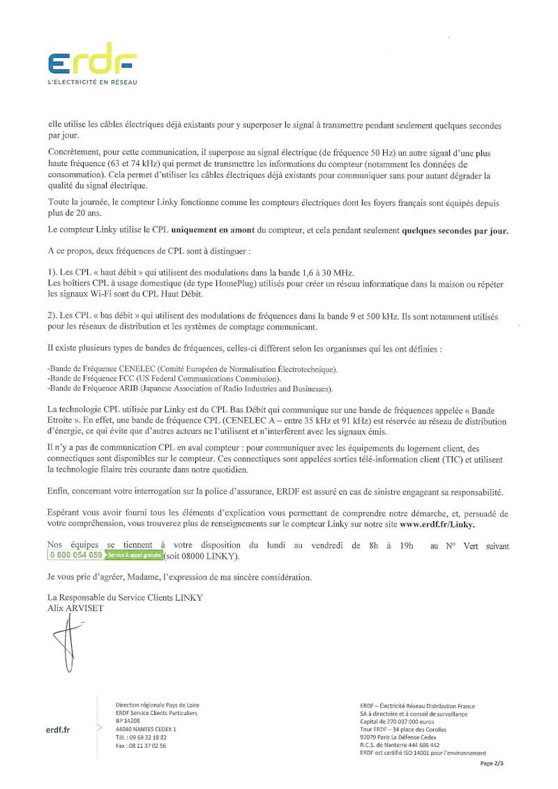 Courrier reçu ce jour 03/03/2016 d'ERDF après l'envoi du refus en recommandé  Page2-10