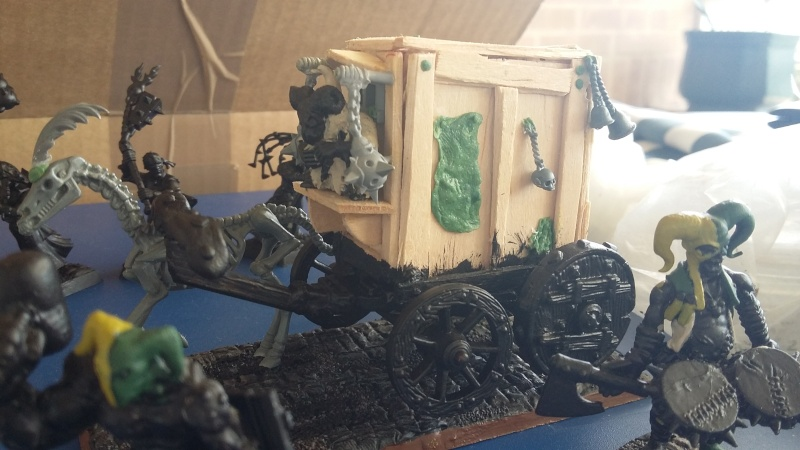 carnival - Jymmy´s Mordheim project - Carnival of Chaos (& other WIP) 2015-011