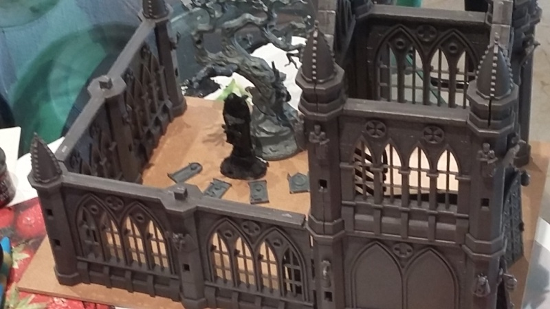carnival - Jymmy´s Mordheim project - Carnival of Chaos (& other WIP) 2015-111