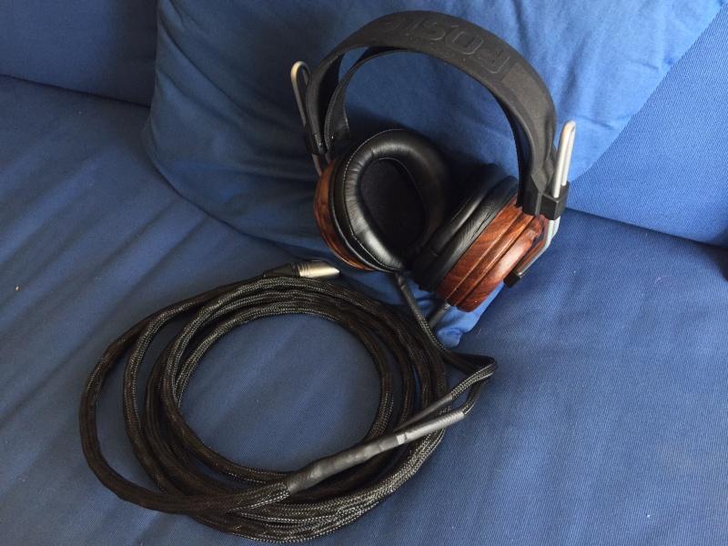 (To- fostex t50 prototipo legno Spirit Labs) Image27