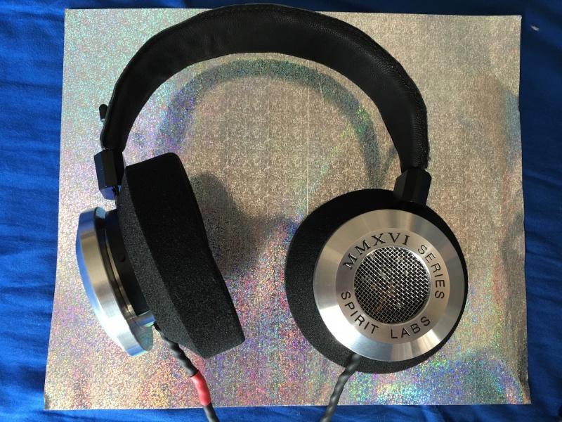(T0) cuffie Spirit Labs Grado MMXVI SERIES Img_3214