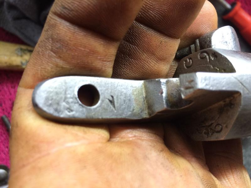 Restauration, nettoyage de mon fusil modèle 1777, résultat en images ... Img_3820
