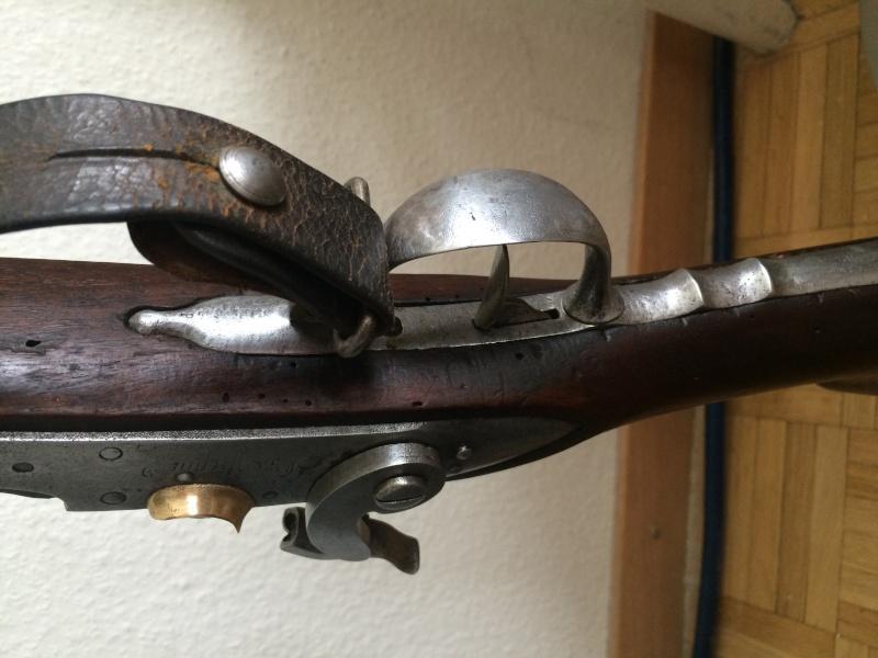 Restauration, nettoyage de mon fusil modèle 1777, résultat en images ... Img_3913