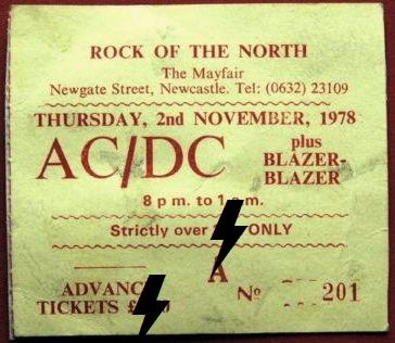 1978 / 11 / 02 - UK, Newcastle, Mayfair 02_11_10