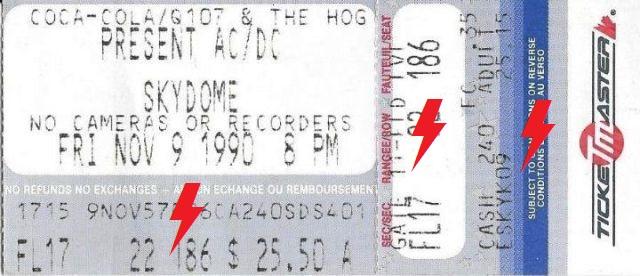 1990 / 11 / 09 - CAN, Toronto, Skydome 09_11_11