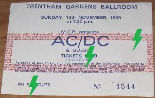 1978 / 11 / 12 - UK, Trentham, Gardens ballroom 12_11_11