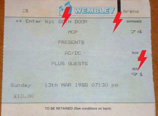 1988 / 03 / 13 - UK, London, Wembley Arena 13_03_10