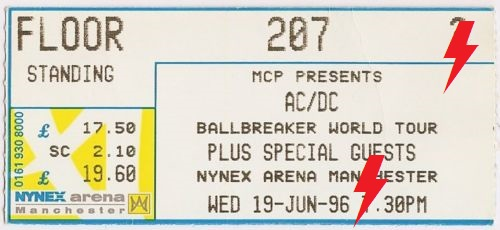 1996 / 06 / 19 - UK, Manchester, Nynex arena 19_06_10