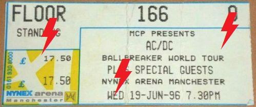 1996 / 06 / 19 - UK, Manchester, Nynex arena 19_06_11