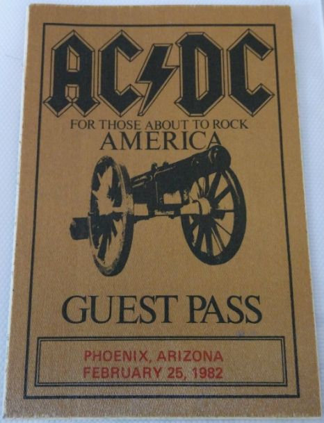 """1981 / 1982 - For those about to rock """"World Tour"""" 25_02_10"""