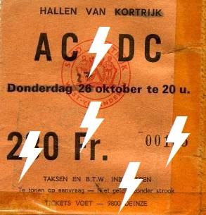 1978 / 10 / 26 - BEL, Kortrijk, Hallen 26_10_10