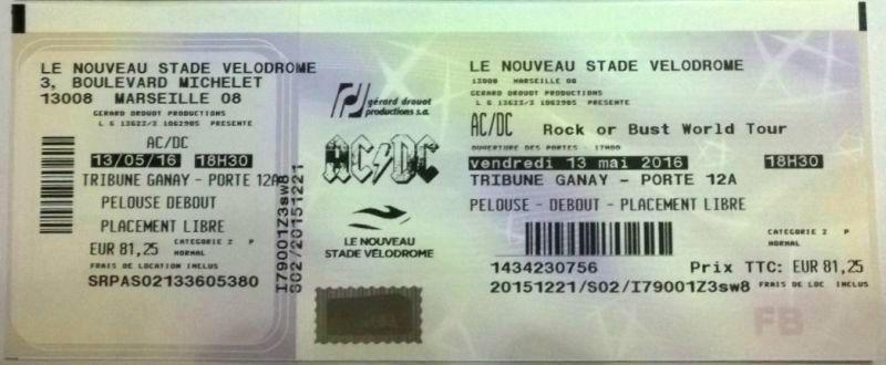 2016 / 05 / 13 - FRA, Marseille, Stade Vélodrome 313