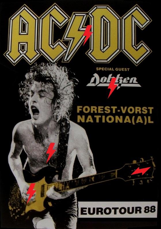 1988 / 03 / 16 - BEL, Brussels, Forest National Dscf5810