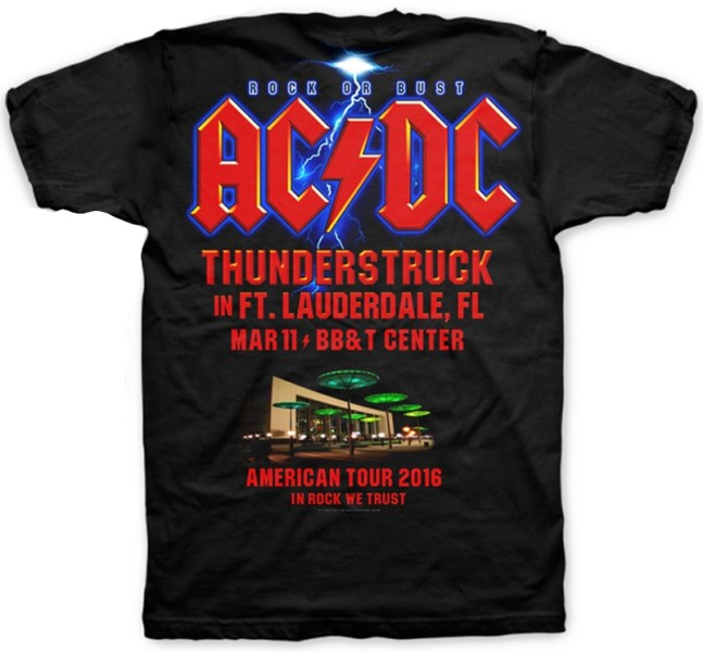 2016 / 03 / 11 - Fort Lauderdale, BB&T center = RESCHEDULE Ftlaud11