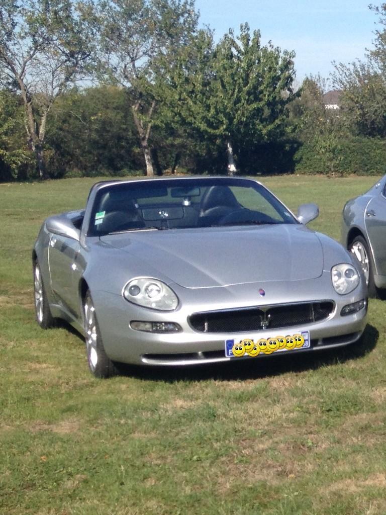 Maserati 4200 spyder Image11