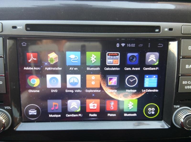 Présentation autoradio GPS Fiat_b15