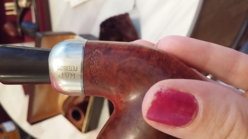 Pipes dunhill peterson's chacom butz choquin  20160227