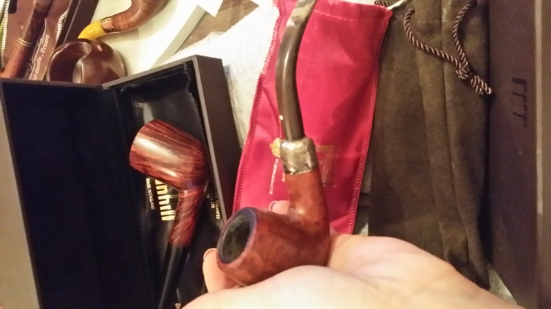 Pipes dunhill peterson's chacom butz choquin  20160229