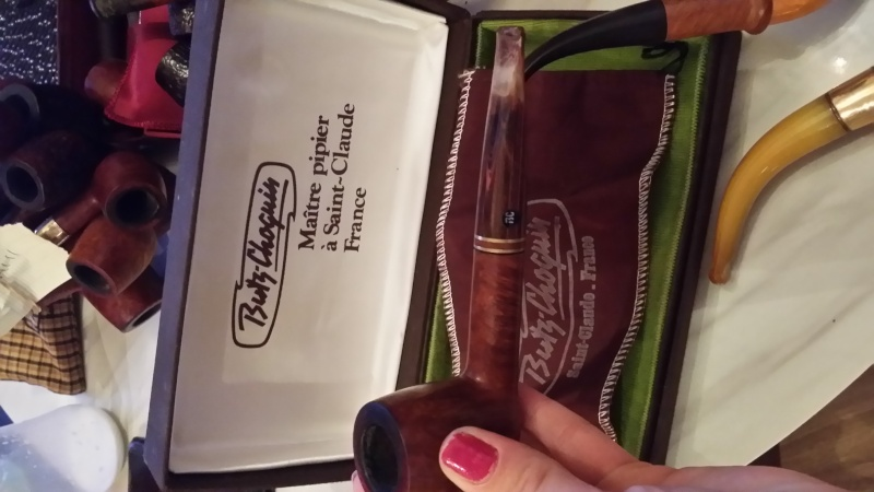 Pipes dunhill peterson's chacom butz choquin  20160233