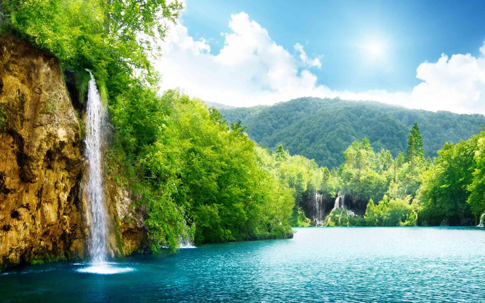 Dieu, la création  Nature10