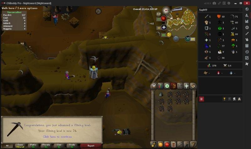 Nightsward makes gains Mining11