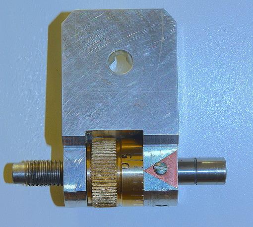Butée micrométrique pour fraiseuse X3 Butee-10