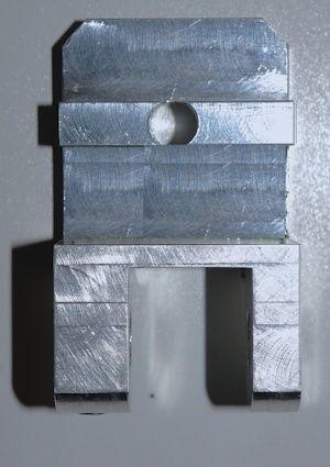 Butée micrométrique pour fraiseuse X3 Corpsd10
