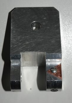Butée micrométrique pour fraiseuse X3 Corpsf10