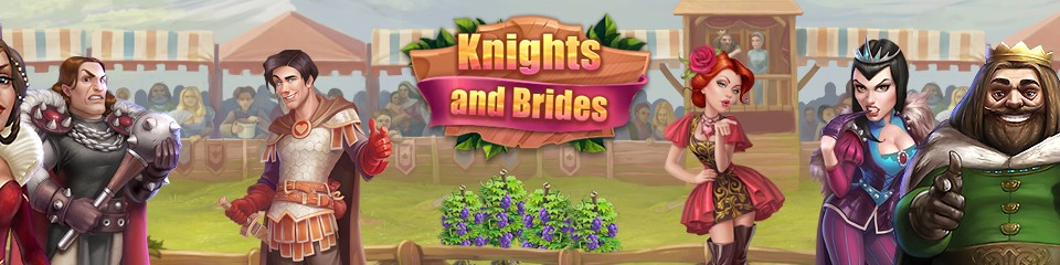 Knights & Brides - Aides