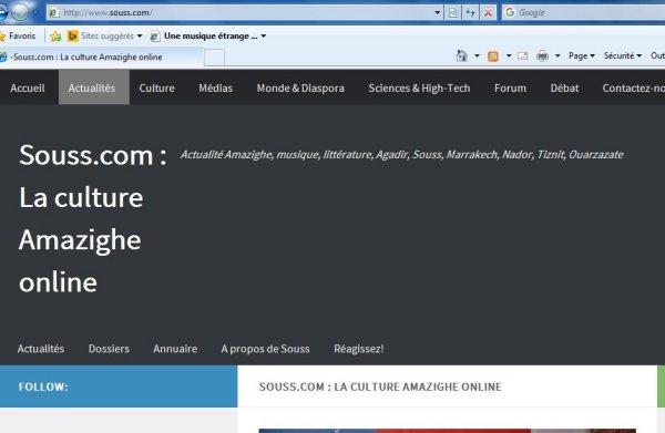 souss -com - Souss com au quotidien Hamdoullah nous sommes l'exemple Mimoun10